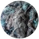 шелковые нити ручного крашения от Оливер Твист (Oliver Twist ) артикул-042