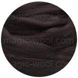Super wool dyes для шелка и шерсти темно коричневый