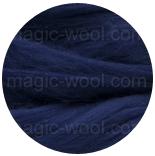 Eurolana для шерсти и шелка темно синий
