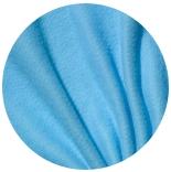 префельт 19мкм шерсть 100% голубой