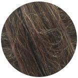 бленд 21 мкм шерсть меринос 70% с нейлоном радуга 30% мокко