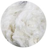 другие шелк и неокрашенные волокна штапель бамбука
