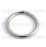 Крепления, соединительные элементы, рамки, кольца и т. д. кольцо 25мм никель