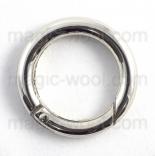 Крепления, соединительные элементы, рамки, кольца и т. д. кольцо разъемное 35мм никель