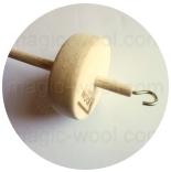 инструменты и аксессуары для валяния и рукоделия веретено для ручного прядения