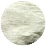 лепс шелковый ручного крашения от Оливер Твист (Oliver Twist ) лепс белый неокрашенный