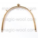 Рамочные замки, цепочки для сумок рамочный замок арка 20см*17,7см