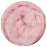 австралийский меринос 16мкм светло розовый