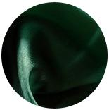 натуральный шелк 100% цветной понже 4.5 (эксельсиор) темно зеленый