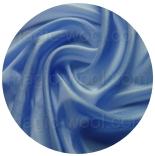 натуральный шелк 100% цветной шелк понже 4.5 (эксельсиор) васильковый