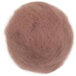 кардочесанная шерсть Маори (Италия) 25-27мкм кружево