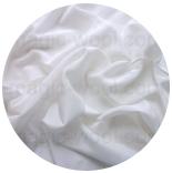 натуральный 100% шелк крепдешин 12мм белый 140см