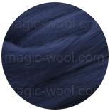 бленд в тон шерсти 18 мкм 70%мериноса + 30%шелк tussah туарег