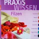 книги по валянию Praxis Wissen Filzen