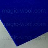 фетр 3мм 45см*50см полиэстер синий