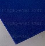 фетр 3мм 75см*50см полиэстер синий