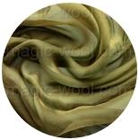 шарфы шелковые окрашенные однотонные и с переходами болотный