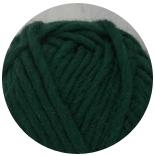 ровница, шерстяная пряжа для валяния темно зеленый