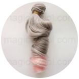 волосы для кукол крупный локон цветной №171