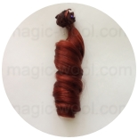 волосы для кукол крупный локон №350