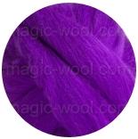 меринос 21 мкм Англия фиолетовый шик