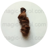 волосы для кукол крупный локон 030