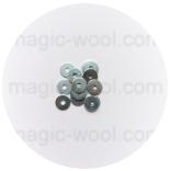 шплинты, диски, шайбы и другие крепежи для игрушек шайбы металлические