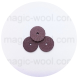 шплинты, диски, шайбы и другие крепежи для игрушек диск картонный 25мм