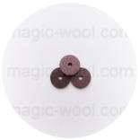 шплинты, диски, шайбы и другие крепежи для игрушек диск картонный 15мм