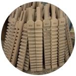 инструменты и аксессуары для валяния и рукоделия рубель деревянный