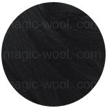 shetland (шетланд) окрашенный шетланд черный
