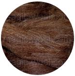 другие виды натуральной шерсти южноамериканская шерсть коричневая