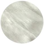 вискоза для валяния белая полуматовая