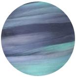 бленды из шерсти 19мкм - Темпера звездная ночь
