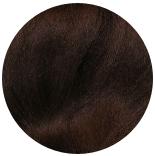 вискоза для валяния коричневая матовая