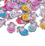 пуговицы декоративные овечка