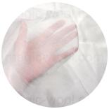 натуральный 100% шелк (отрезы) маргиланский газ-шелк эксельсиор 60см