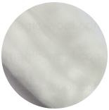 акрил для валяния и прядения белый