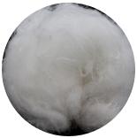 нейлон (nylon) белый гафрированный