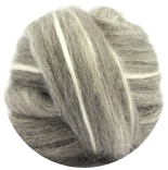 шетланд (Shetland) + бленды бленд шерсти шетланд серый с шелком tussah