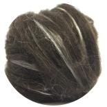 шетланд (Shetland) + бленды бленд шетланд натурально черный с шелком tussah