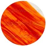 вискоза для валяния оранжевый