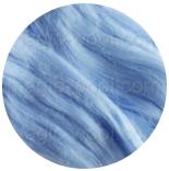 вискоза для валяния светло голубой