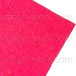 фетр 3мм 20смх30см полиэстер неоново розовый