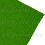 фетр 3мм 20смх30см полиэстер лесная зелень