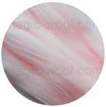 акрил для валяния и прядения розовый