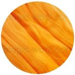 акрил для валяния и прядения ярко оранжевый