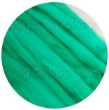акрил для валяния и прядения ярко зеленый