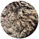 кудри и флис натуральные не окрашенные флис шетланд шоколад