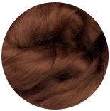 волокна бамбука коричневый
